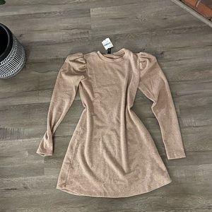 Sweater dress f21